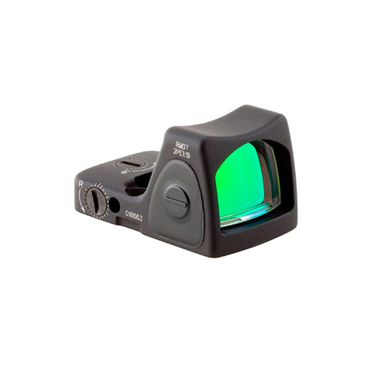 TRIJICON RMR LED 6.5MOA RED DOT ADJUSTABLE