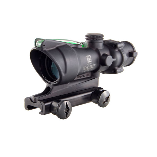TRIJICON ACOG 4X32 GREEN HORSESHOE DOT BALLIS