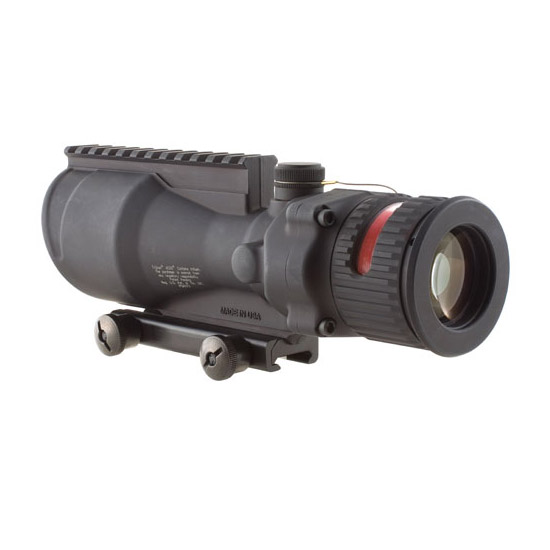 TRIJICON ACOG 6X48 RED CHEVRON 308WIN RETICLE