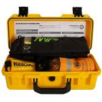 Mustang Water Rescue Kit w/MIT100/Rescue Stick/Throw Bag/Water Tight Case