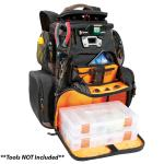 Wild River Tackle Tek? Nomad XP - Lighted Backpack w/ USB Charging System w/2 PT3600 Trays