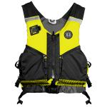 Mustang Operations Support Water Rescue Vest - XL/XXL - Fluorscent Yellow-Green/Black