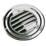 Sea-Dog Stainless Steel Round Louvered Vent - 4