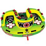 WOW Watersports Zelda 3P Sister Towable - 3 Person