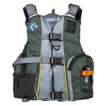 MTI Calcutta Fishing Life Jacket - Green/Grey