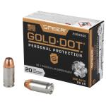 Spr Gold Dot 380acp 90gr Hp 20/200