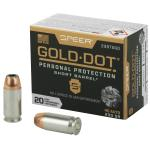 Spr Gold Dot 45acp 230g Hp Sb 20/200