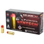 Fed Syntech 45acp 220gr Tsj 50/500
