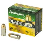 Rem Gs Black Belt 45acp 230gr 20/500