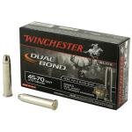 Win Dual Bond 45/70gvt 375gr Hp 20/
