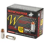 Win W Defend 380acp 95gr Jhp 20/200