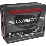 Win Silvertip 9mm 147gr Hp 20/200