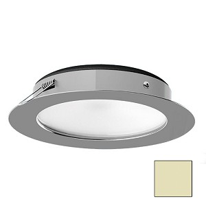 i2Systems Apeiron Pro XL A526 - 6W Spring Mount Light - Warm White - Polished Chrome Finish