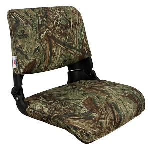 Springfield Skipper Premiun Folding Seat - Mossy Oak Duck Blind w/Black Shell