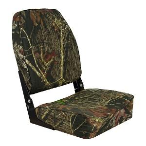 Springfield High Back Folding Seat - Mossy Oak Break-Up