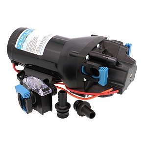 Jabsco Par-Max HD4 Heavy Duty Water Pressure Pump - 12V - 4 GPM - 40 PSI