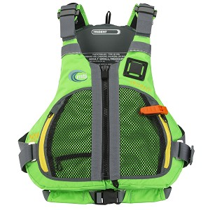 MTI Trident Life Jacket - Bright Green - Small/Medium