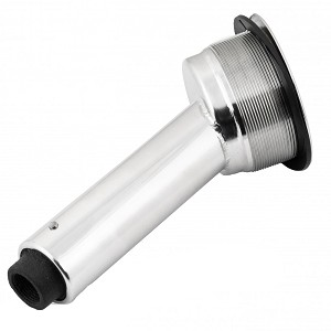 Whitecap Rod/Cup Holder - 304 Stainless Steel - 30°