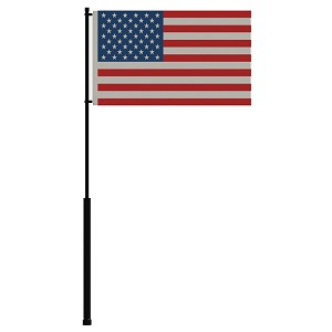 Mate Series Flag Pole - 36
