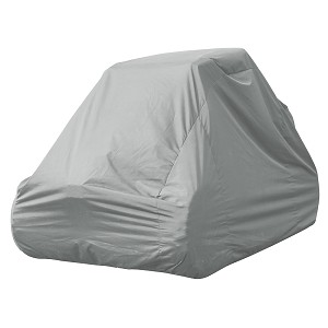 Carver Performance Poly-Guard Low Profile Sport UTV Cover - Grey