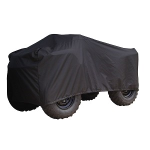 Carver Sun-Dura Medium ATV Cover - Black