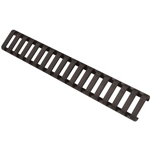 Bh Low Pro Rail Ladder (18 Slot) Blk