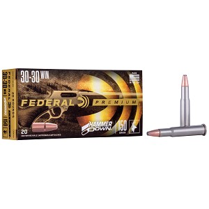 Fed Hmr Dwn 30-30win 150gr Sp 20/200
